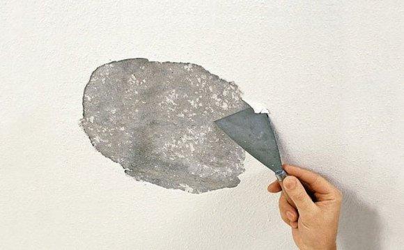 Ремонт стен своими руками