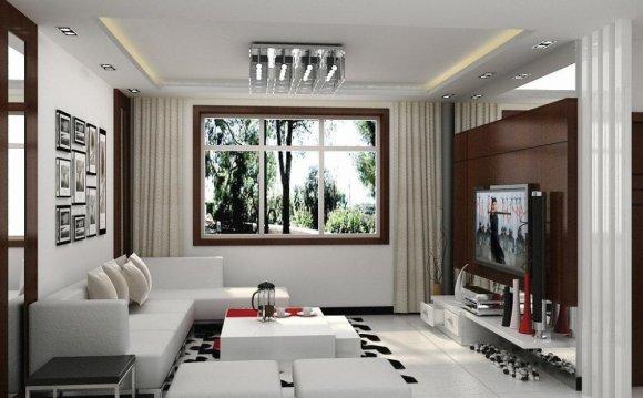 Многоуровневые потолки с