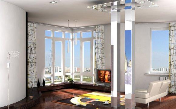 модный дизайн квартир