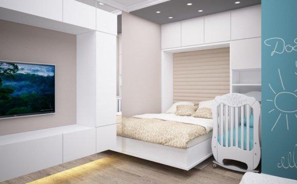 Дизайн квартиры от студии «