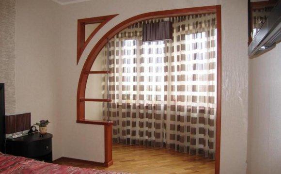 Фото квартиры и кухни