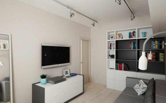 Интерьер квартиры в