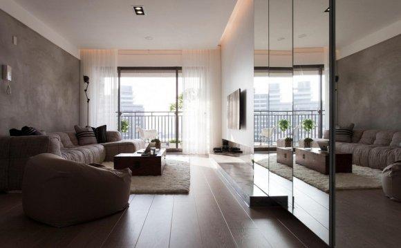 Дизайн интерьера в стиле