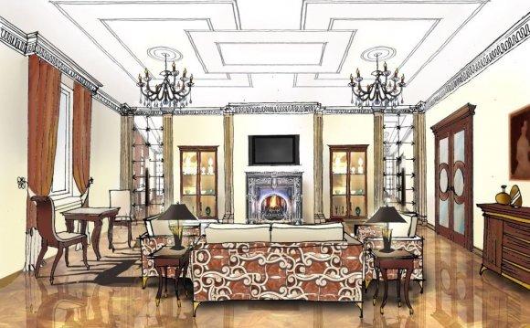 Ремонт квартир по дизайн